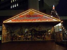 Offenbach Weihnachtsmarkt.Weihnachtsmarkt In Offenbach